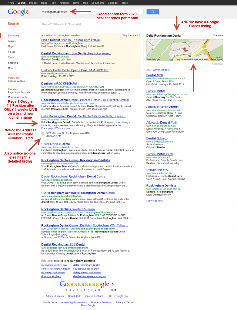 Google-page-1-smarter-websites